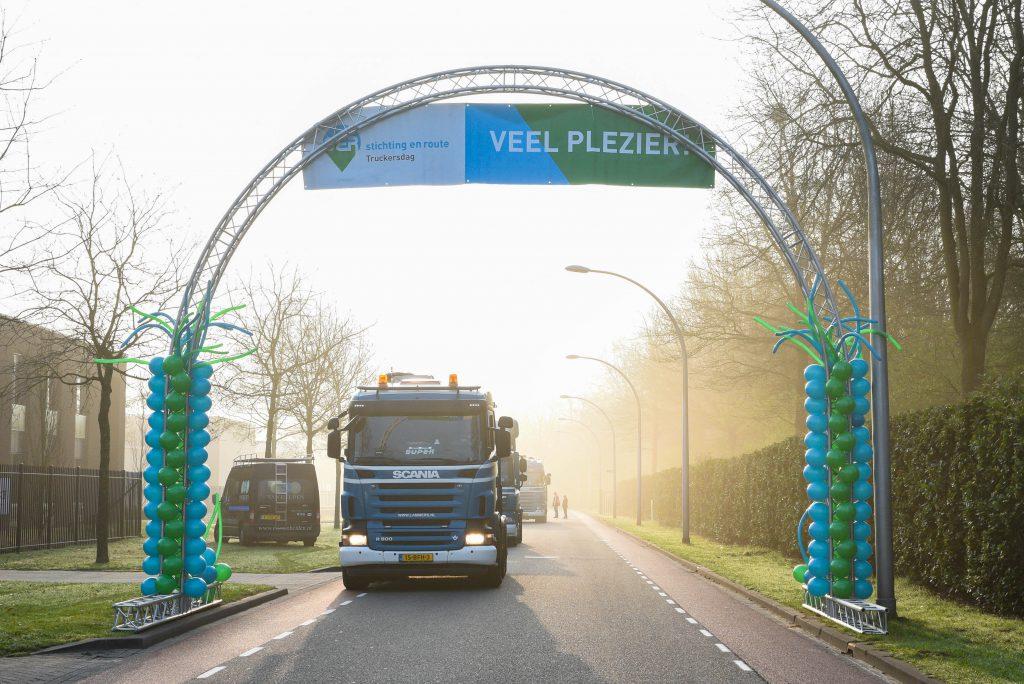 foto truckersdag 2018 in vlijmen